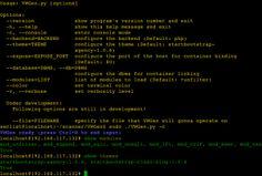 VWGen is a python script for Vulnerable Web applications Generator.