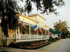 Lakeside Inn Hotel in Mount Dora