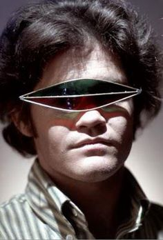 Monkee Micky Dolenz wearing some badass shades
