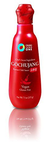 Chung Jung One's #Gochujang Korean Chili Sauce is the next generation of the traditional fermented Korean hot chili paste and will deliver a sweet, tart, umami t...