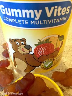 Do your kids take vitamins? Lil Critters come in fun Super Mario & Barbie shapes in addition to bears!  #backtoschool #stayhealthy #reviewwireguide