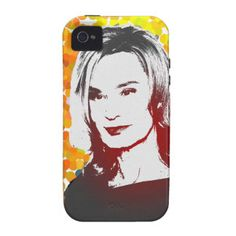 Jessica Lange phone case by Zazzle