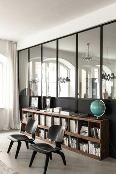 Déco: ces verrières intérieures qui nous font rêver © Pinterest style juicer