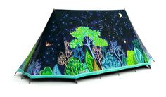 FieldCandy Ten Million Fireflies 23 Person Camping Tent *** Check this awesome product by going to the link at the image. Best Tents For Camping, Cool Tents, Family Camping, Tent Camping, Amazing Tents, Camping Ideas, Backyard Camping, Family Picnic, Camping Stuff