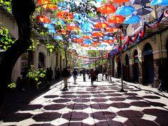 BAQ 2014: Tres intervenciones urbanas para reflexionar sobre el espacio público