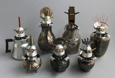 Sculptures Made From Scrap