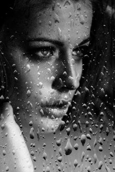 OH RAIN DROPS... YOU FALL WHEN MY PAIN IS SO STRONG THAT MY TEARS FAIL ME...IVET H. P. (c)