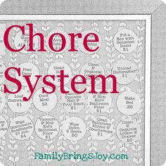 chore system button