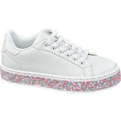 Deichmann Graceland Sale Schuhe Sneaker Kinder Graceland Sneaker Weiss Mode Ootd Outfit Fashion Style Online Kind Kinder Jungs