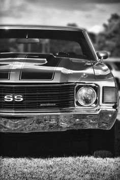 1972 Chevrolet Chevelle SS - by Gordon Dean II