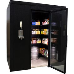 Here's the Walk-In Beer Cooler You've Been Dreaming Of.