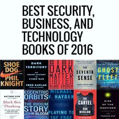 International security expert Matt Devost's recommendations for best security business and technology books of 2016  #cybersecurity #news #infosec #cyber #hacking  #ciso #informationsecurity #podcast #securitysphere #startup #coding #programming #software #developer #javascript #angularjs #technology #encryption #pentesting #python  #angularjs #javascript #watchdogs2 #stackoverflow #hackathon #linux #books #business #reading