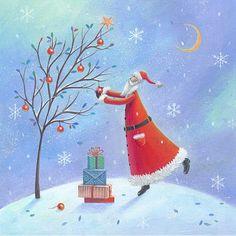 Père Noël- Sarah Summers