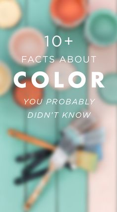 There's a lot that goes into choosing the perfect color of paint for your walls. Luckily, BEHR is here to help. These 10 simple facts about color will teach you how color affects language and the body. If you want your home to feel warm and cheerful, choose a color like orange or yellow. White walls, on the other hand, communicate harmony and balance.