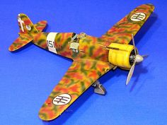 STORMO! Pacific Coast Models 1/48 Fiat G.50 by Jose Lucero