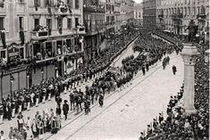 News Giubileo, Trieste rievoca il funerale  di Francesco Ferdinando