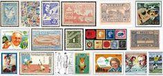 Resultado de imagem para selos raridades