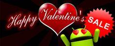 Tanti giochi per Android in sconto a San Valentino!