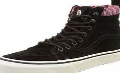 Vans U Sk8-hi Mte, Unisex Adults Hi-Top Sneakers, Black (mte/black/woven Chevron), 6 UK (39 EU) No description (Barcode EAN = 0617932003827). http://www.comparestoreprices.co.uk/december-2016-week-1/vans-u-sk8-hi-mte-unisex-adults-hi-top-sneakers-black-mte-black-woven-chevron--6-uk-39-eu-.asp
