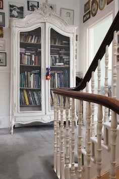 loft  cottage: armoires: beautiful storage