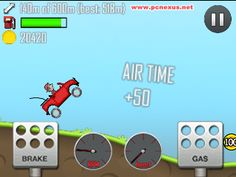 hill climb racing...... Love this game!!!!