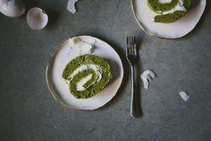How to Make Green Tea Matcha Rolls at Home
