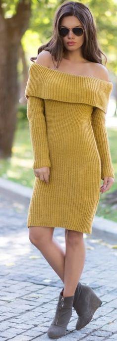 rochii-tricotate-cu-umerii-decupati-mustar.jpg (262×765)