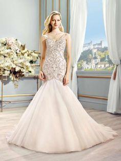 Val Stefani Wedding Dresses 2015 Fall - MODwedding