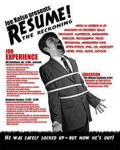 Joe Kelso Resume