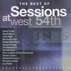 The Best Of Sessions At West 54th ~ Various Artists