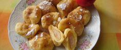 Tvarohové knedlíky s jablky Meat, Chicken, Food, Essen, Meals, Yemek, Eten, Cubs