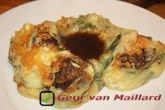 Maillard's andijvieschotel- Geur van Maillard - www.maillard.nl