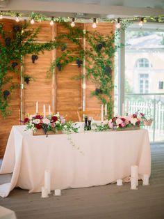 Photo Botanica Decor photos - floristry and decor - 83 albums Rose Wedding, Floral Wedding, Wedding Flowers, Dream Wedding, Diy Wedding Decorations, Wedding Themes, Wedding Designs, Woodland Wedding Dress, Sustainable Wedding
