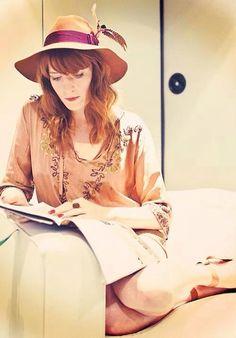 Florence Welch looking elegant as always