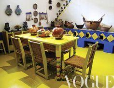 El enigma de la Casa Azul | Galería de fotos 4 de 5 | Vogue México