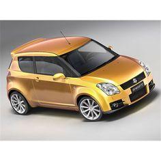 Suzuki Swift Sport 2007 - 3D Model