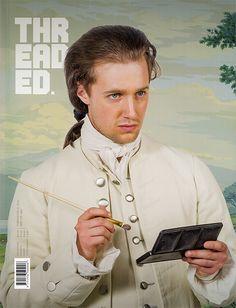 Threaded Magazine,