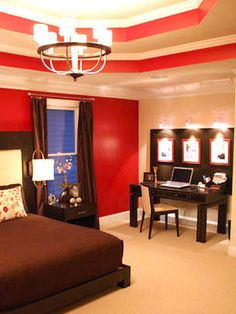 20 Colorful Bedrooms : Rooms : Home & Garden Television
