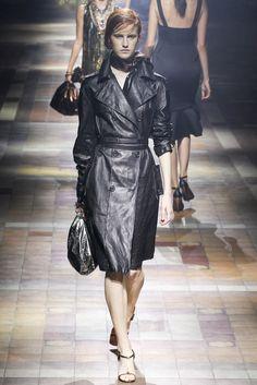 Lanvin - Spring/Summer 2014 Paris Fashion Week