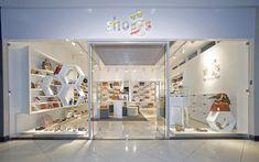 footwear retail store design에 대한 이미지 검색결과