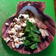 Picture of An example of a fancy hermie meal...