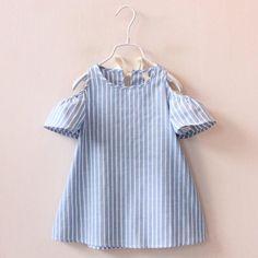 off-shoulder dress, like breathing the wind of Aegean Sea.