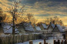 Plimoth Plantation, Plymouth, Massachusetts