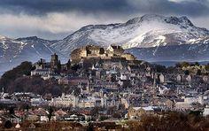Escocia es el país escogido para esta divertida historia