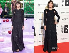 Marion Cotillard In Christian Dior Couture - 2015 British Independent Film Awards