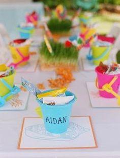 Seguro que muchos de vosotros tenéis entre los invitados a vuestra boda a unos cuantos niños y de bien seguro que muchos tenéis la preocup...
