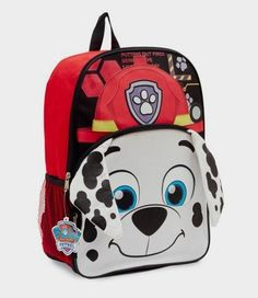 """Paw Patrol """"Marshal 3-D Plush Ears"""" Backpack - Walmart http://fave.co/2cPGByv"""
