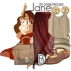 Jane by leslieakay on Polyvore featuring Rachel Comey, Romeo Gigli, Miz Mooz, LYDC, Wet Seal, MARC BY MARC JACOBS and Disney