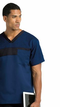 Men's Grey's Anatomy Active  Style: 0117 in Navy