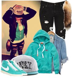 """""""Untitled #637"""" by swaggcouture ❤ liked on Polyvore"""